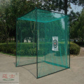 Green Golf Training Net caisse la cage