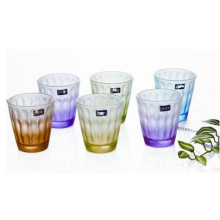 Coupe en verre à eau potable pour verrerie de thé Kb-Jh06198