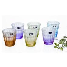 Copo de vidro da água potável para copos de chá Kb-Jh06198