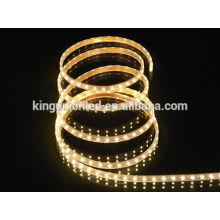 Super brilhante 12 volts leds SMD 3528 5050, RGB 5050 luz de tira levou