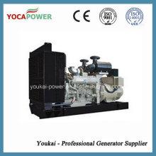 Mitsubishi Motor 600kw / 750kVA Power Gerador Diesel