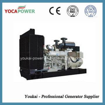 Mitsubishi Motor 600kw / 750kVA Power Diesel Generator