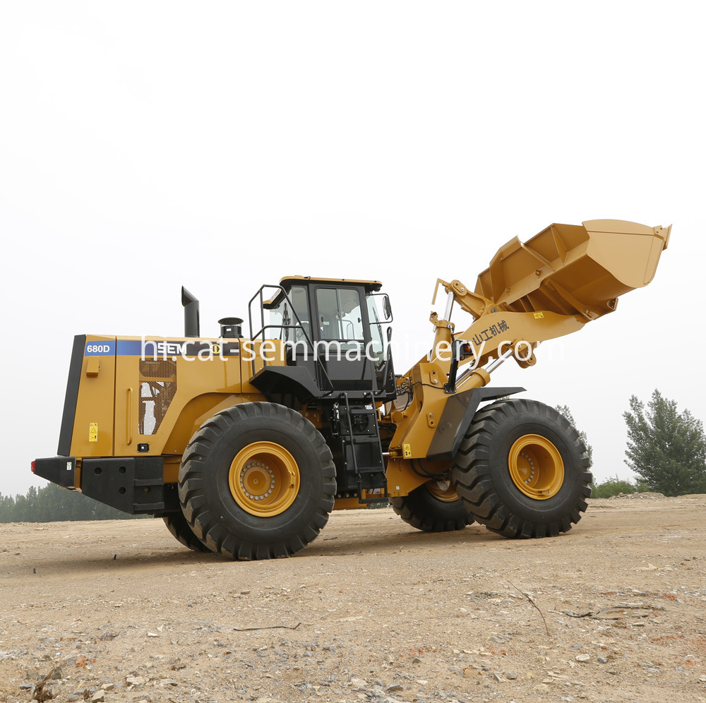 Sem680d Wheel Loader 1