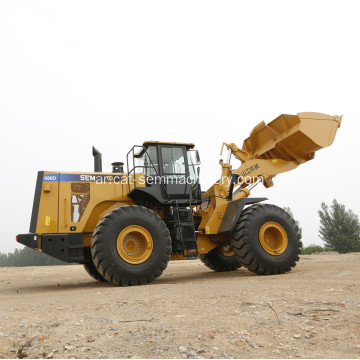 Cat 8 ton Heavy Wheel Loader للبيع