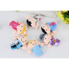 Alle der gleichen Familie Marionette Plüschtiere Plüsch stuffy Spielzeug