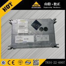 KOMATSU PC1100-7 CONTROLEUR CHASSIS MOUNT 7834-22-6007