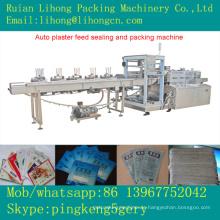 Gsb-220 Horizontale 4-seitige Pflaster Auto Feed Sealing Machine