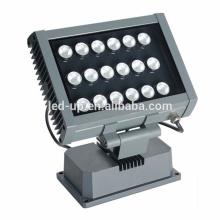 Aluminium Outdoor 18W LED Scheinwerfer warm / rein / kalt weiß für die Wahl