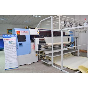 Colchão da máquina acolchoado Yuxing shuttless