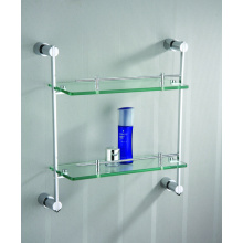 Low price glass shelf  for bathroom