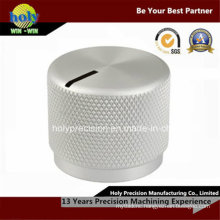 CNC Machining Parts Aluminum 6061 Parts with Clear Anodize