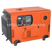 Groupe électrogène diesel silencieux de petite puissance 8KW