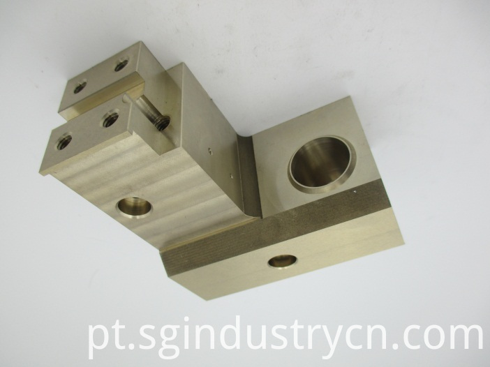 Brass Precision Oem Machining