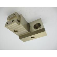 Parte de mecanizado de precisión de latón
