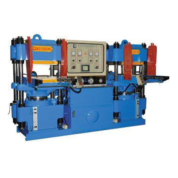 Machine de moulage hydraulique à grande vitesse de voie rapide automatique de haute précision pour les pièces d'auto (KSH-150T)