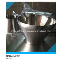 Polished Sanitary Stainless Steel Ss304 Ss316 Pipe Reducer