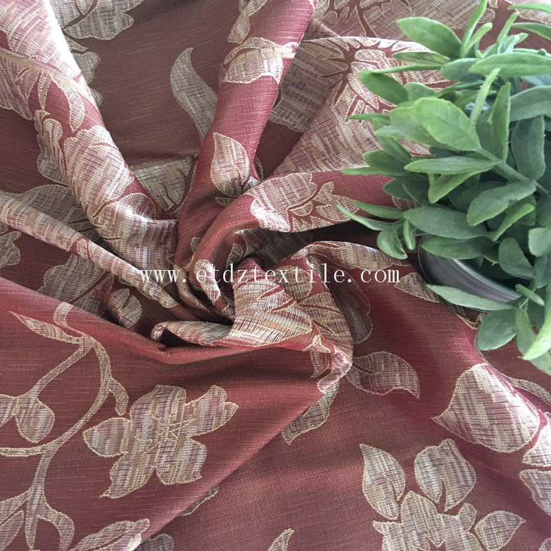 Jacquard curtain flower - stria flower