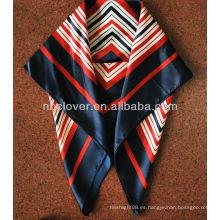 Bufanda de seda de la manera 100% de la señora