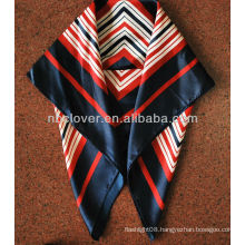 lady fashion 100% silk scarf