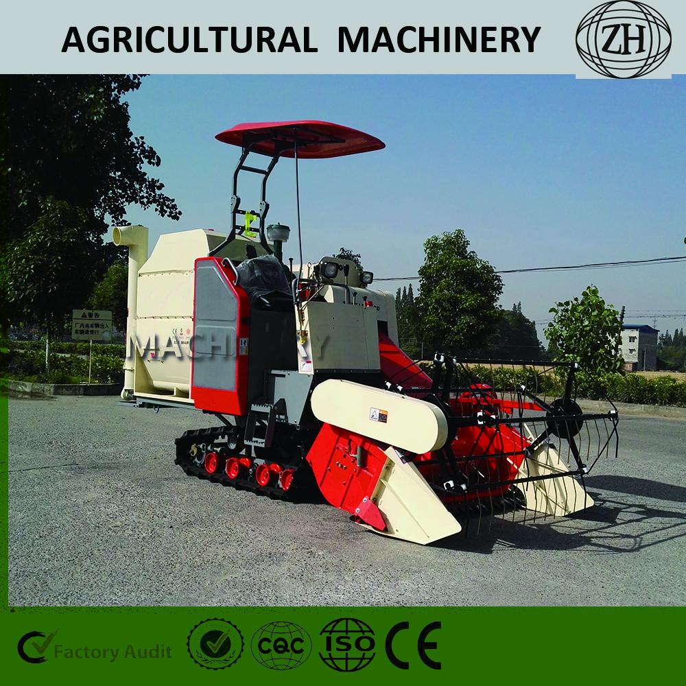 Low Price of Rice Harvester