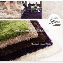 Tapis de tapis lavable à la machine de luxe pour des importateurs