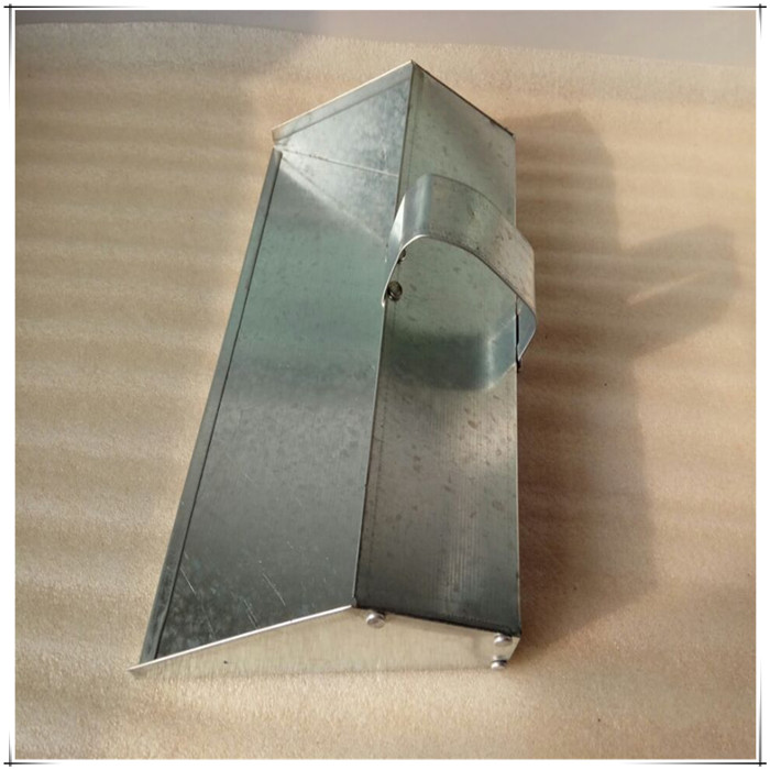 custom galvanized steel dustpan