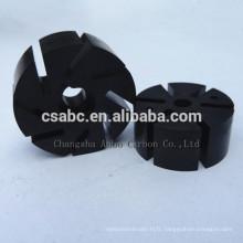 impregnated graphite bearing