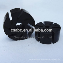 impregnated graphite bearing