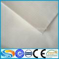 Tissu en coton en coton poli