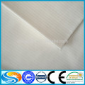 hot sale plain dyed polyester cotton herringbone fabric