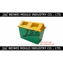 Molde de compresión de lata de basura SMC