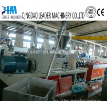 PVC Door Profile Extrusion Line, Profile Making Machine
