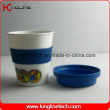 350ml Silicone Coffee Cup (KL-CP010)