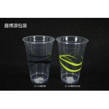 Tasses / gobelets de fête en plastique avec impression