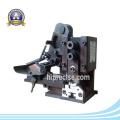 Conector de cabo coaxial de alta precisão barato, máquina de crimpagem de terminal de fio
