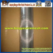 Filtro de acero inoxidable de 50 micrones Wrie Mesh