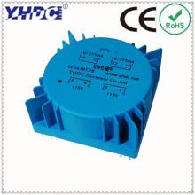 toroidal transformer ac 110V 115V 120V to 7v 9v 12v 15v 18v 22v