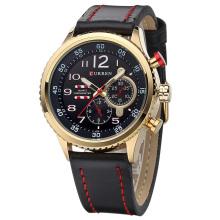 curren elegant men watch for business miyota movt quartz wristwatch