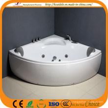 Двойной человек, джакузи, крытый угловая ванна (ХЛ-340)