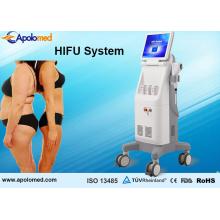 Mejor adelgazamiento y estiramiento facial y estiramiento de la piel Hifu