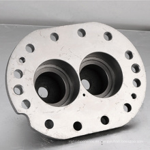 Fundición de arena de hierro gris OEM para la bomba de engranajes