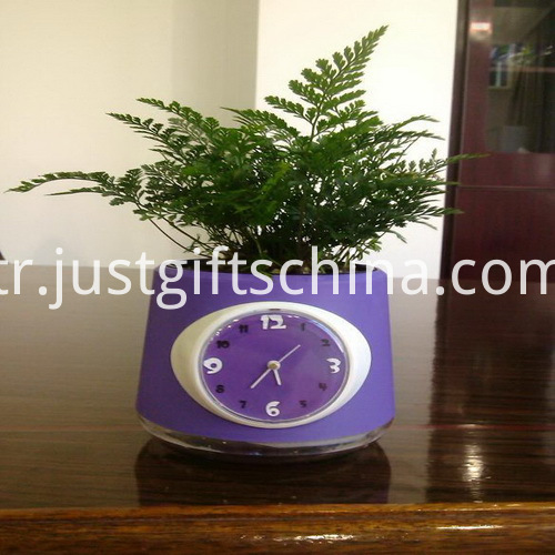 Promotional Plastic Electronic Multifunction Clock