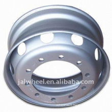 Heavy Duty Truck Rims 22.5x7.50 Steel Wheels Rims Wheel Hub on Sale