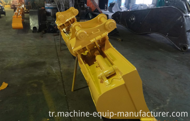 Rock Bucket for Caterpillar Cat336