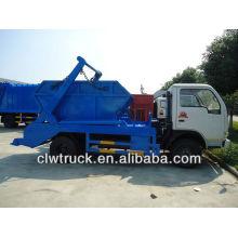 Fábrica de abastecimento pequeno lixo caminhão de lixo
