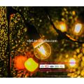 Та-195 непромокаемые праздника Свадебные крытый Рождественские украшения света строки СИД RGB