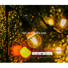 SLT-195 Rainproof Holiday Wedding Decoración de Navidad Interior RGB LED String Lights
