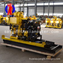 High Quality HZ-200YY Hydraulic Rotary Drilling Rig water well core drilling machine for sale