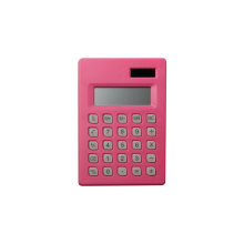 8 Digits Dual Power Office Use Notepad Calculator with Pen