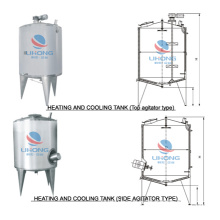 Heating and Cooling Tank